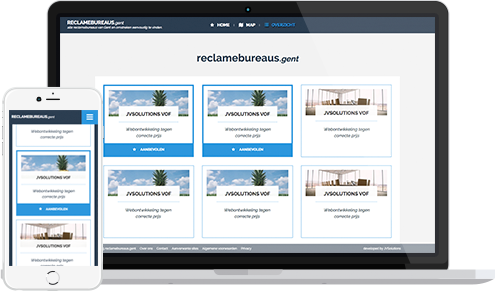 Overview lijst voorbeeld Delicatessen